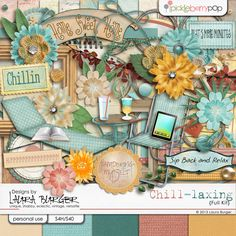 Chill-laxing Scrap Kithttps://www.pickleberrypop.com/shop/product.php?productid=28617=0=1