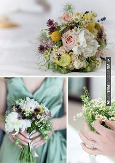 A gorgeous spring medley   CHECK OUT MORE IDEAS AT WEDDINGPINS.NET   #weddings #weddingflowers #weddingbouquets #bouquets