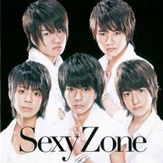 私はそれらを愛するセクシーゾーンはそんなに彼らは良い歌手です