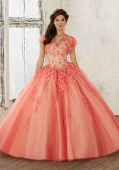 Imágenes de vestidos de 15 años ¡Bellos diseños con foto! | 101 Vestidos de Moda | 2017 - 2018