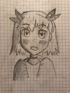 Yay! finally a drawing that I'm proud of! It's Yun from New Game. What do you think?