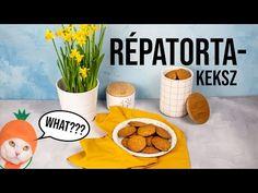 Répatorta-keksz, hallottatok már ilyet? Na ha nem, akkor most meg is csinálhatjátok és legalább tesztelve is lesz. Tuti kis finomság. Naan, Sweet Potato, The Creator, Cereal, Cookies, Vegetables, Breakfast, Food, Youtube