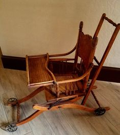 Cupboards, Cabinets, Rocking Horses, Strollers, Folding Chair, Baby Things, Childhood Memories, Minis, 19th Century
