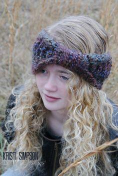 Free Crochet The Kaye Headwrap Pattern