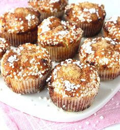 Swedish Recipes, Fika, Nutella, Muffins, Bakery, Cheesecake, Dessert Recipes, Food And Drink, Sweets