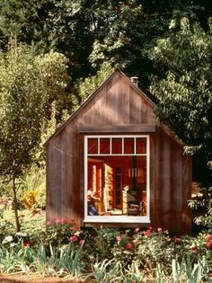 Love it.  Tiny house