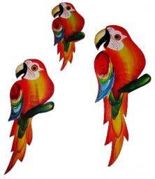 trio de tucano decoração - Pesquisa Google