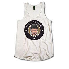 Ryan Getzlaf NHLPA Officially Licensed Anaheim Tank Top S-XL Ryan Getzlaf 3 Stars K