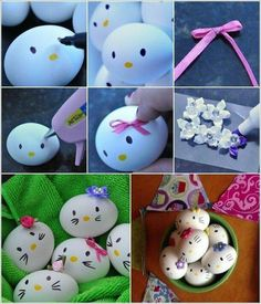 Kitty Eggs!