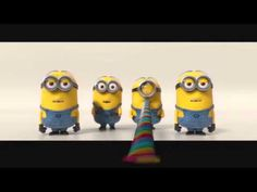 Minions - Banana Song Official Music Video)