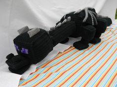 minecraft spider crochet - Google Search