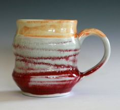 Porcelain Coffee Mug