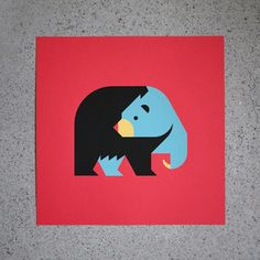 Always With Honor shop = prints and tees and things w/AWH's awesome designs - great gifts for kids, art for nurseries, cool art for you! Shown: Black Bear Screen Print