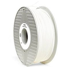 Shop for Verbatim PLA Filament Reel - White. Get free delivery On EVERYTHING* Overstock - Your Online Printers & Scanners Destination! 3d Printing Store, Printing Supplies, 3d Printer Supplies, Art Supplies, Best 3d Printer, 3d Printer Parts, Printer Scanner, 3d Filament, 3d Printer Filament