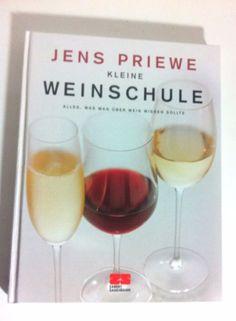 Buch Ratgeber KLEINE WEINSCHULE von JENS PRIEWE  Wein