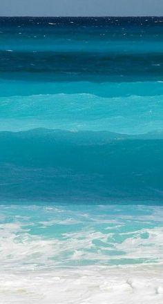 ocean waves....