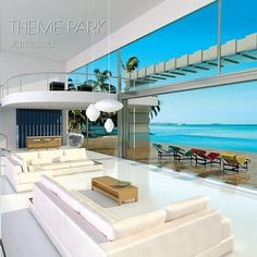 Theme Park - Jamaica (Becoming Real Remix) by Cooperative Music by Cooperative Music, via SoundCloud Jamaica, Good Music, Relax, Mansions, Park, Architecture, House Styles, Outdoor Decor, Image