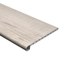 Cali Bamboo Gray Ash Stair Tread at Lowe's. Luxury vinyl stair treads function as a cohesive top layer for each stair, eliminating the need for stair nosing.