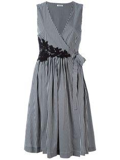 Wrap fit and flare midi dress Simple Dresses, Day Dresses, Cute Dresses, Dress Outfits, Casual Dresses, Short Dresses, Fashion Dresses, Summer Dresses, Vestidos Vintage