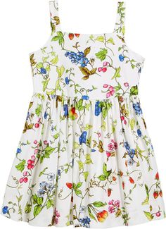a248f044aec1b Emaline Floral-Print Dress Size 8-14. Floral TopsFloral PrintsMilly  MinisGirls ...
