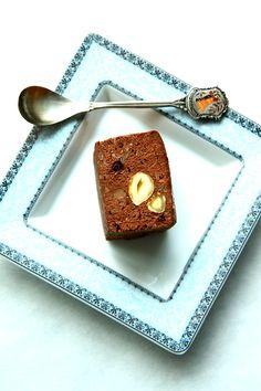 Ciasto czekoladowe z kaszy jaglanej | Bezglutenowe brownie bez pieczenia