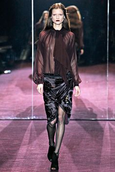 Gucci - Fall 2012 Ready-to-Wear