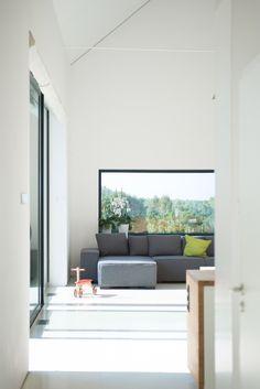 Dom w krajobrazie / Zawiercie – nowoczesna STODOŁA | wnętrza & DESIGN | projekty DOMÓW | dom STODOŁA