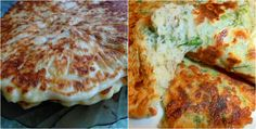 Khachapuri rapide pentru micul dejun. Nu este o simplă rețetă, ci o adevărată baghetă magică pentru toate gospodinele! - Gospodina Food Wishes, Quiche, Food And Drink, Pizza, Cheese, Breakfast, Morning Coffee, Quiches