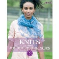 Interweave Knits Presents An Introduction to Lace Knitting: 5 Favorite Shawl Patterns eBook | InterweaveStore.com