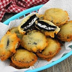 Deep Fried Oreo Recipe.  My family absolutely LOVES these!!!  :)