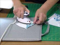 "How to make a fun Pinwheel Block using 5"" squares - Quilting Tips & Tech..."