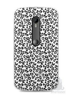 Capa Moto G3 Estampa Onça #3 - SmartCases - Acessórios para celulares e tablets :)