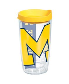 Tervis Tumbler Michigan Wolverines 16 oz. Colossal Wrap Tumbler
