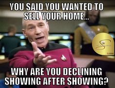 Real Estate Humor with The Stillings Group. www.thestillingsgroup.com