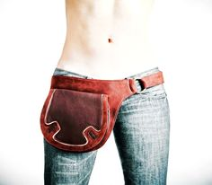 ladies leather belt  purse | Brown leather bags for women, leather cross body bags, leather belt ...