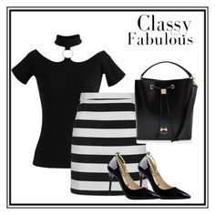 """""""Affordable Office Chic"""" by lidianette-molinares on Polyvore featuring Chicwish, Topshop and Ted Baker"""
