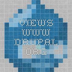 Views -  www.drupal.org