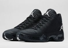"the best attitude 0f567 9a1f9 The Air Jordan 29 ""Blackout"" is headed to retailers tomorrow, December  Fresh off the Black Friday release of the rather vibrant Air Jordan 29 """