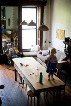coffee table/ dining table