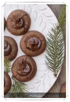A estas galletas les tenia yo muchas (muchisimas) ganas. No habia encontrado el momento de hacerlas hasta que me llego un lote de Nocilla a...