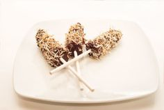 Chocolate Toasted Coconut Banana Pops BEST EVER AND CLEAN!