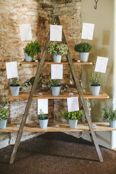 Let your guests know where they're sitting with one of these unusual and stylish wedding table plans plan Wedding table plan inspiration Seating Plan Wedding, Barn Wedding Venue, Seating Plans, Table Seating, Rustic Table Plan Wedding, Wedding Tables, Destination Wedding, Hanging Wedding Decorations, Floral Decorations