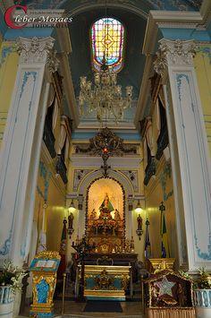 Igreja Santuario da Penha - Rio de Janeiro - RJ - Brasil