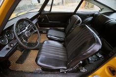 1967 Porsche 912 For Sale Interior
