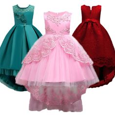 Birthday special baby pink ball gown dress //Price: $11.48 & FREE Shipping //     #kidsledshoes Cute Skirt Outfits, Cute Fall Outfits, Cute Outfits For Kids, Toddler Girl Outfits, Dress Outfits, Ball Gown Dresses, Flower Dresses, Girls Dresses, Prom Dresses