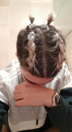 Las trenzas no se de quien son😊😄 Logan, Mansion, Squad, Crushes, Random, Amor, Cute Boys, Boyfriends, Girls