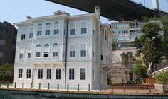 Turkish Yali #Istanbul #Bosphorus  #Yali