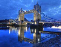 Tower Bridge (London, İngiltere)