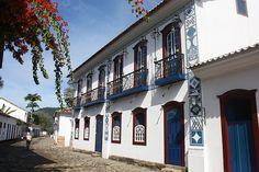 Atrações turísticas em Paraty, paraíso cultural na Costa Verde