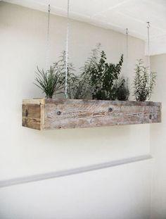 = Hanging Garden via Valerie Anglade